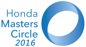 Honda masters circle award