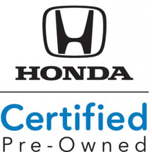 Honda Certified Pre-Owned Vehicles at Honda City