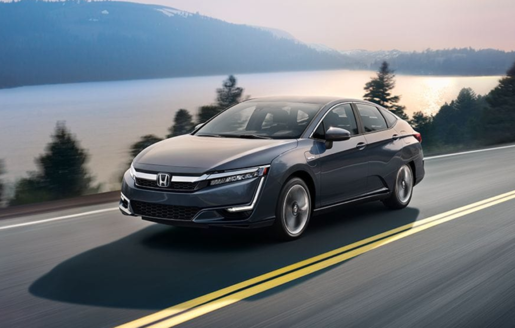 2018 Honda Clarity Hybrid Gas/Electric