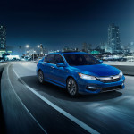 Honda Accord Hybrid Specs