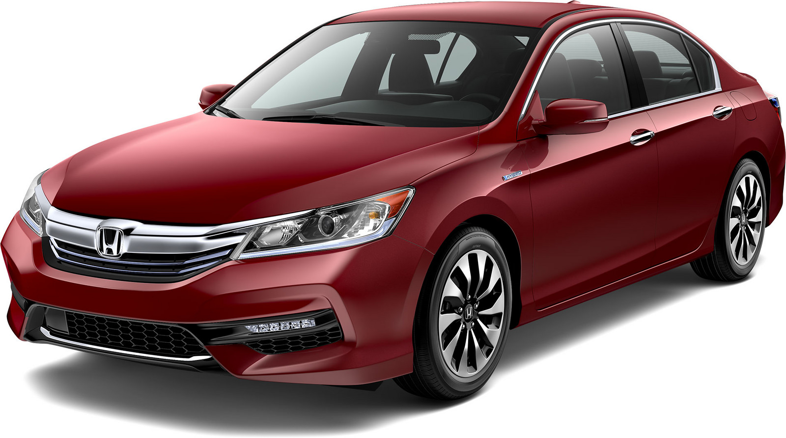 2017 Honda Accord Hybrid in Milwaukee, WI - Schlossmann Honda City