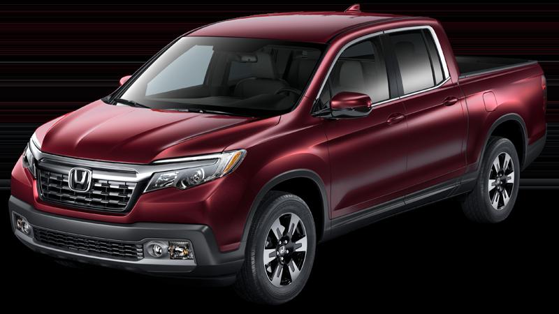 2017 Honda Ridgelines