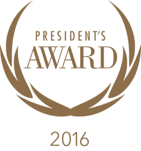 Honda Presidents Award