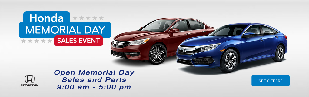Honda City Memorial Day