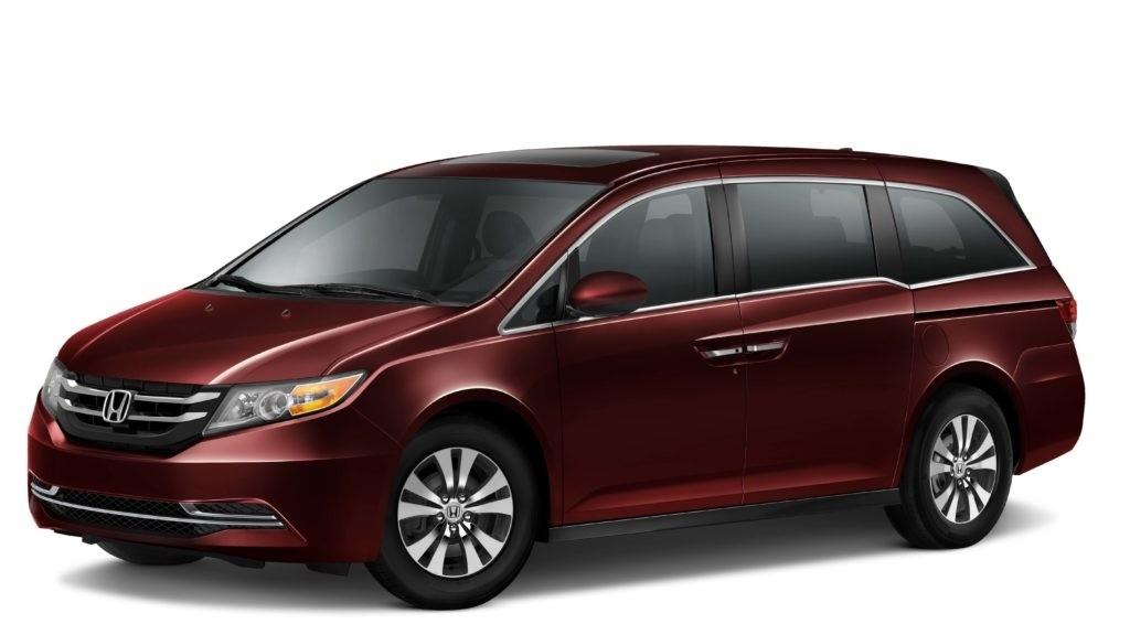 2017 Honda Odyssey EX-L Automatic