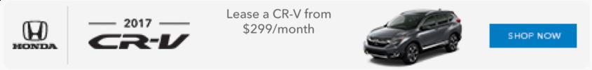 Summerbration CR-V Lease