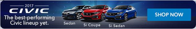 Civic Coupe Sedan
