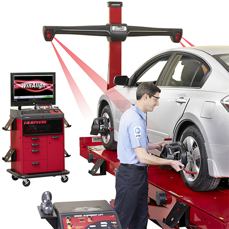 Hunter Tire Alignment