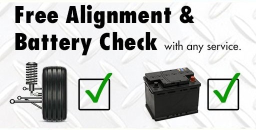free alignment and battery