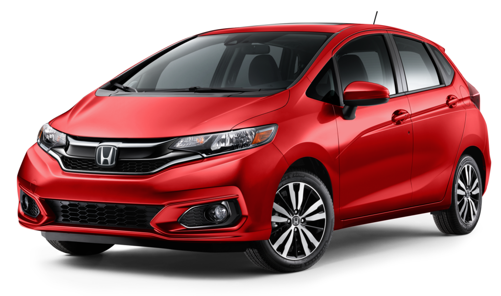 2018 Honda Fit EX Automatic