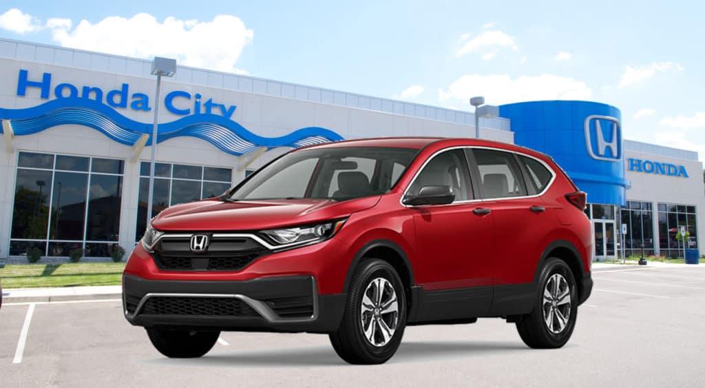 New 2020 Honda CR-V LX All Wheel Drive Sport/Utility