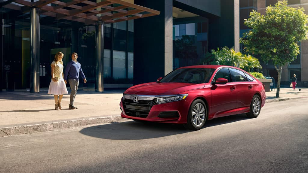 2018 Honda Accord Schlossmann S Honda City
