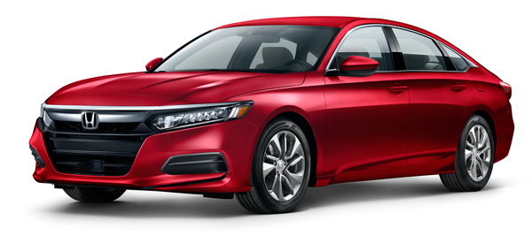 2018 Honda Accord LX 4 Door Automatic