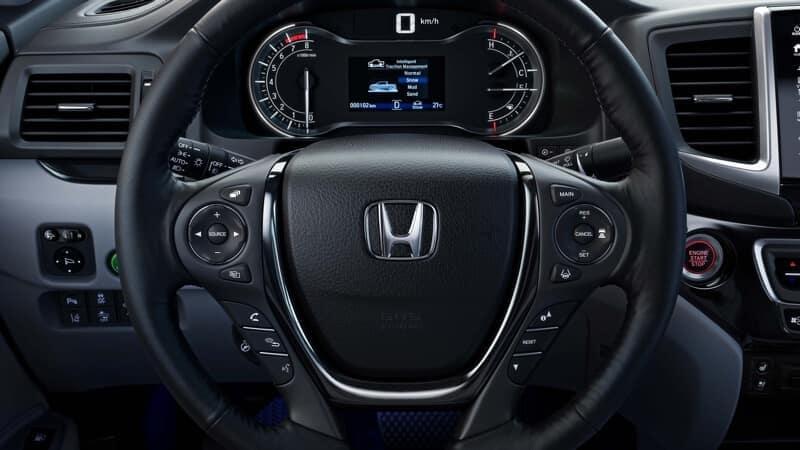 2018 Honda Ridgeline Interior 02