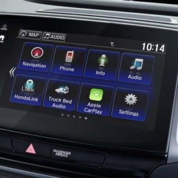 2018 Honda Ridgeline Interior 03