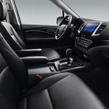 2018 Honda Ridgeline Interior 04