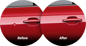 Honda City Paintless Dent Removal Service in Milwaukee, WI
