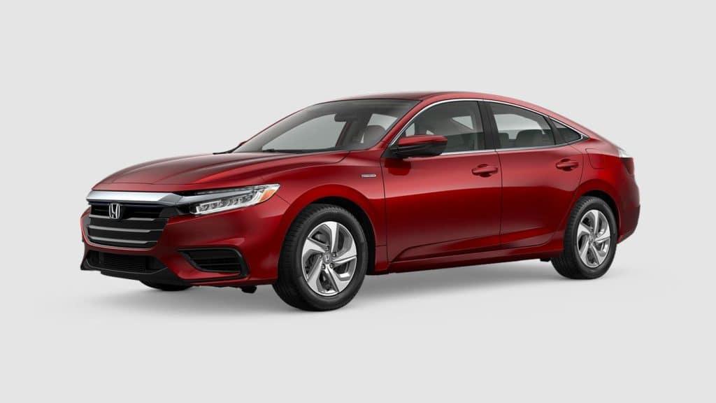 2019 Honda Hybrid Insight LX