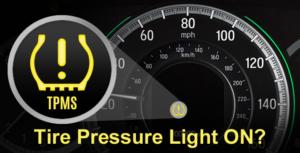 Honda TPMS Tire Pressure Monitoring System