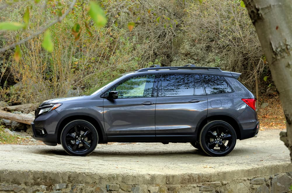 2019 Honda Passport All New 5 Passenger Suv On Road And Off Road