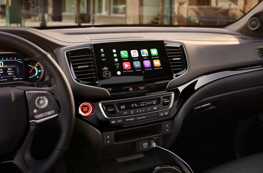 2019 Honda Passport - All new 5 passenger SUV, On road and