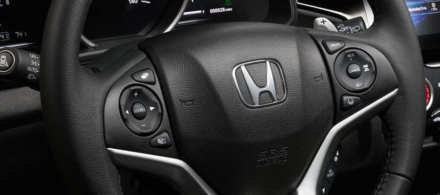 2019 Honda Fit Interior 02