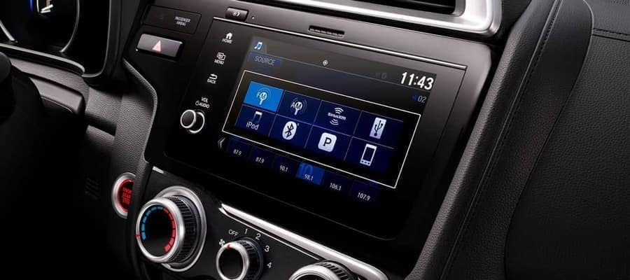 2019 Honda Fit Interior 04