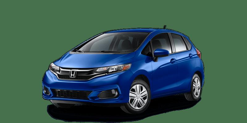 2019 Honda Fit LX Hero Image