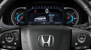Honda Civic information systems