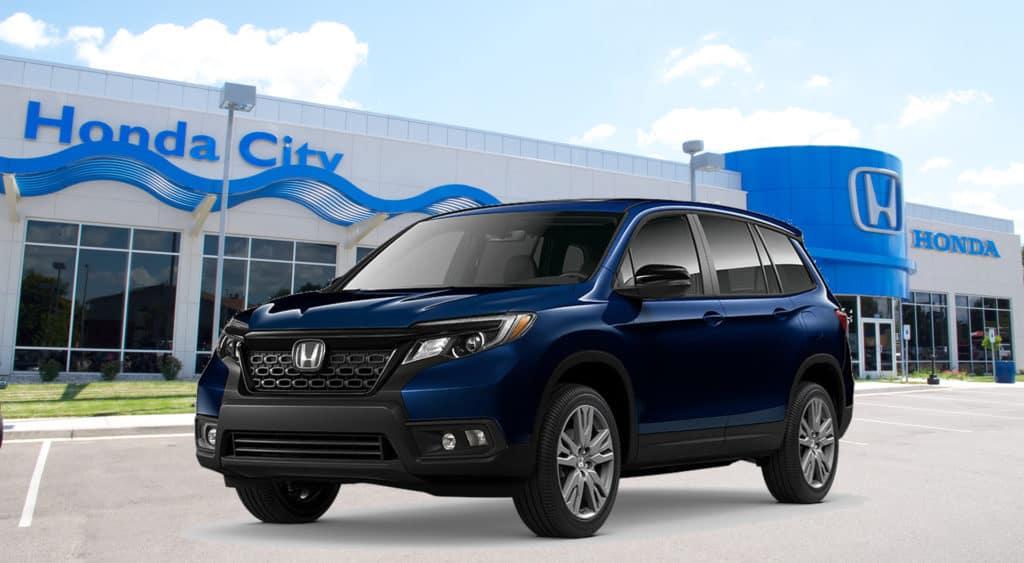 New 2020 Honda Passport EX-L All Wheel Drive Sport/Utility