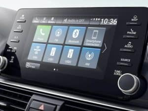 Honda radio and Navigation