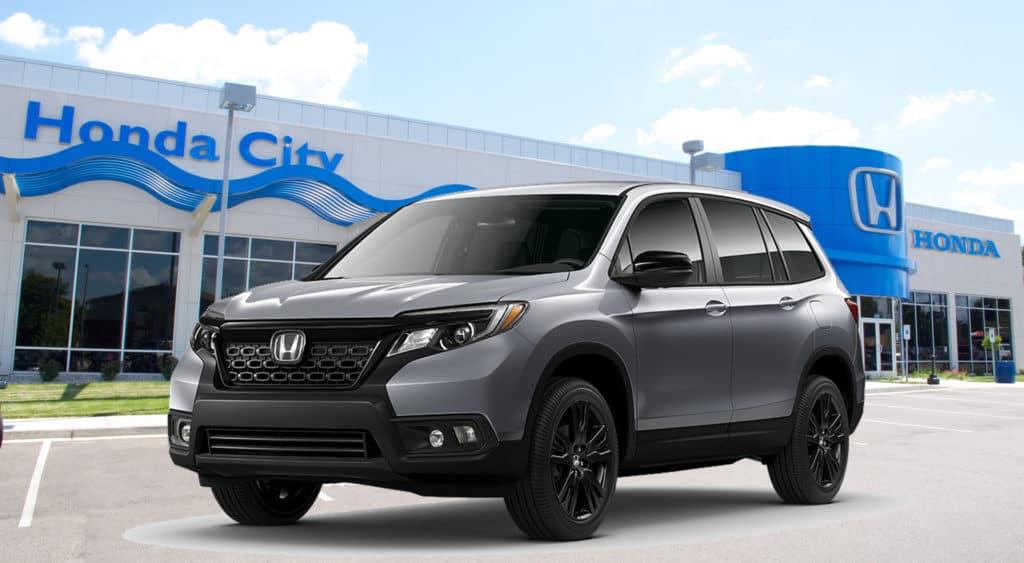 New 2020 Honda Passport Sport All Wheel Drive