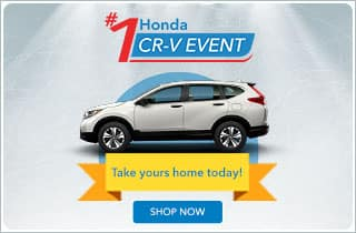 Honda #1 CR-V Event