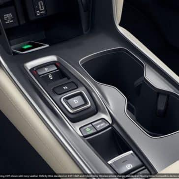 2020 Honda Accord Interior Center Counsel