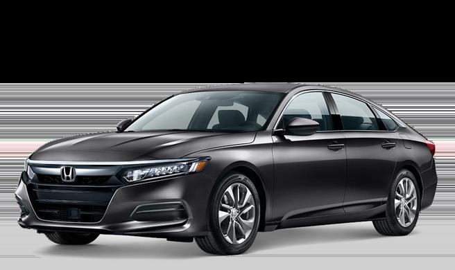 2020 Honda Accord Sedan LX CVT trans