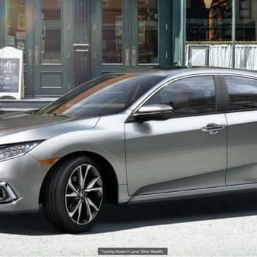 2020 Honda Civic Exterior side view