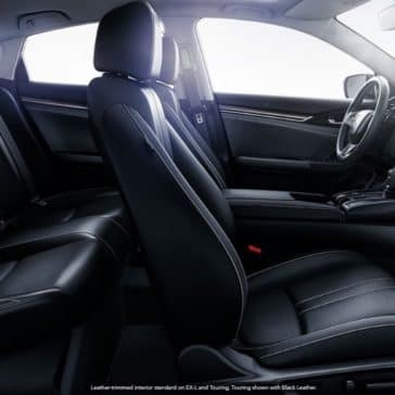 2020 Honda Civic Interior seating