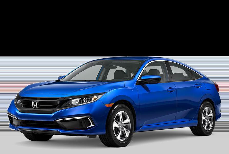 2020 Honda Civic LX trans