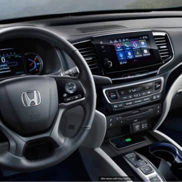 2020 Honda Pilot Interior dashboard