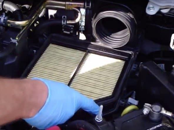 honda engine filter