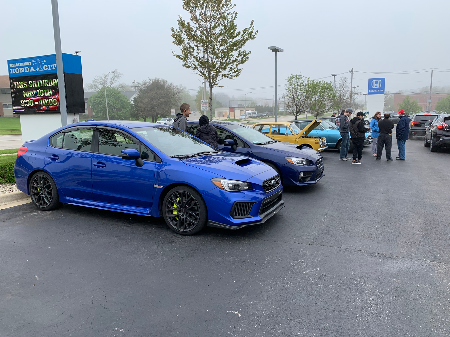 Cars and Coffee May 2019 (1) 1900