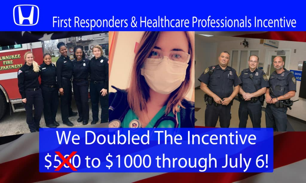 First Responders and Healthcare Professionals