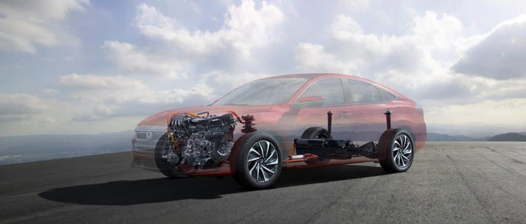 2020 Insight Hybrid