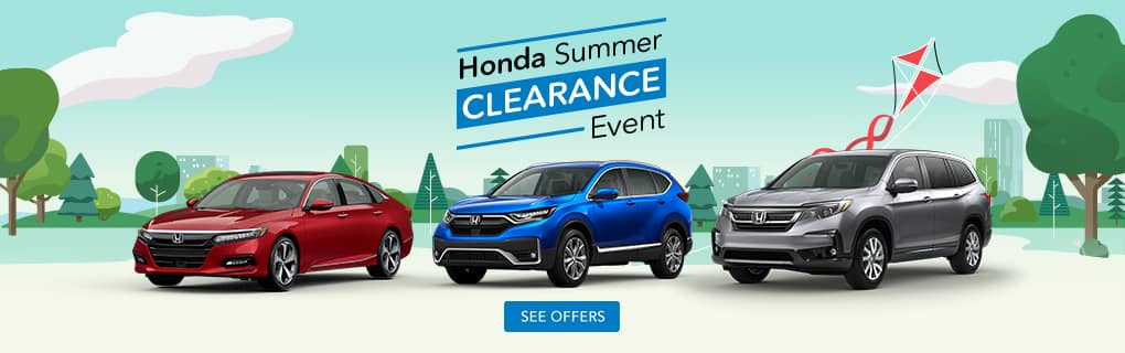 Honda City Summer Clearance Sale Event - Click to View Our Offers