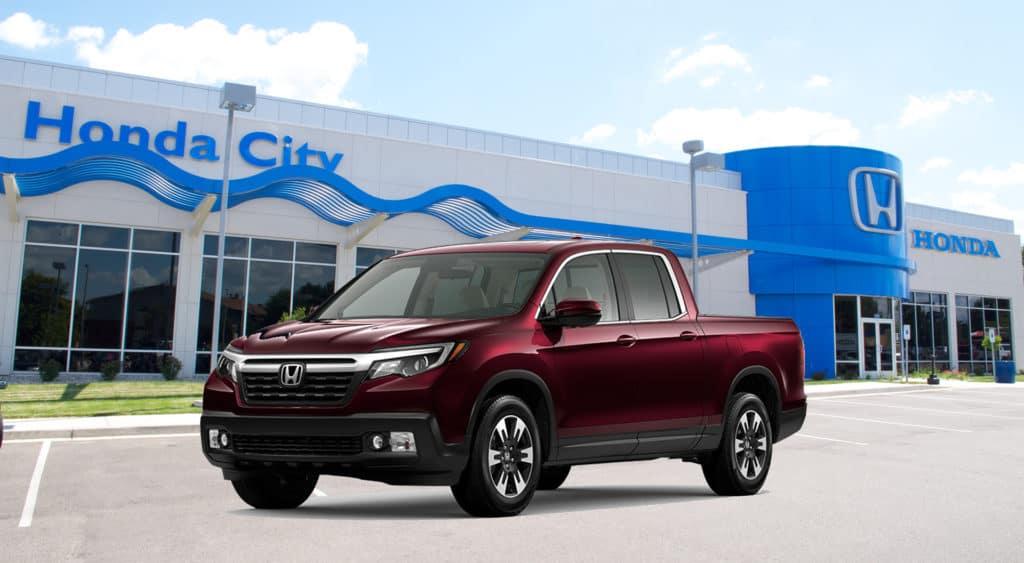 New 2020 Honda Ridgeline Sport All Wheel Drive Truck