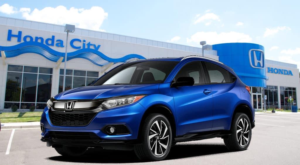 New 2020 Honda HR-V Sport All Wheel Drive Sport/Utility