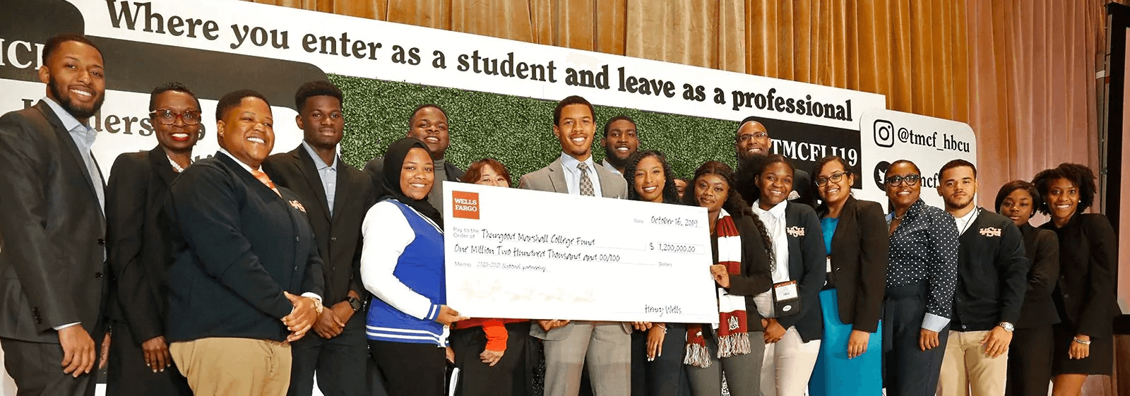 Thurgood Marshall College Fund Group