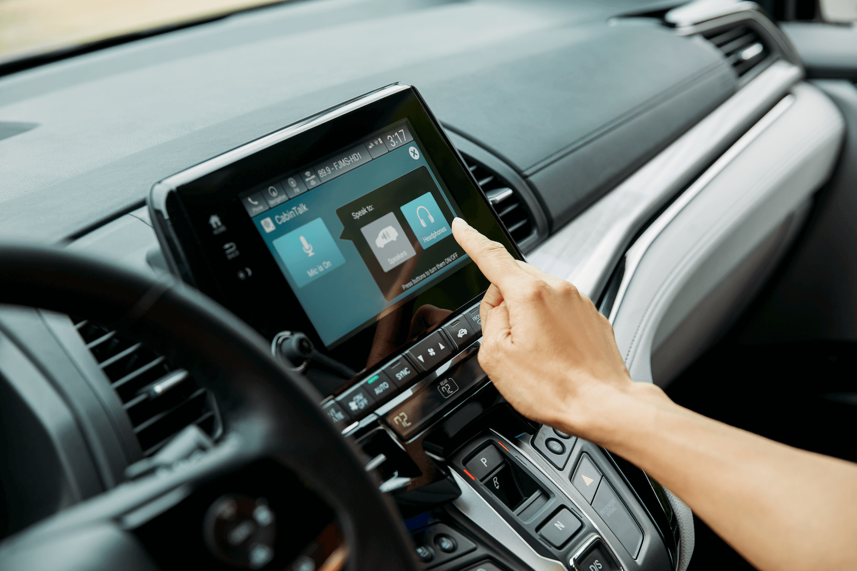Honda Odyssey Tech