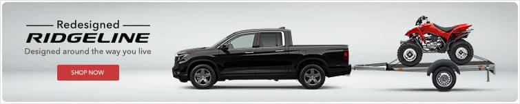 Honda Ridgeline Redesigned