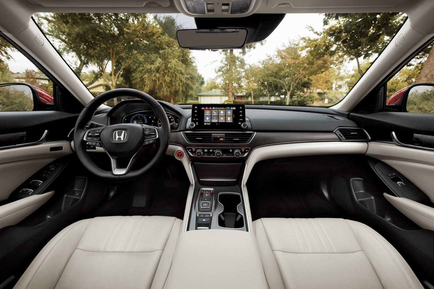 2021 Honda Accord Interior Cabin